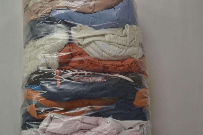 DEB09ZI ; Детские зимние куртки; код мешка 12242267
