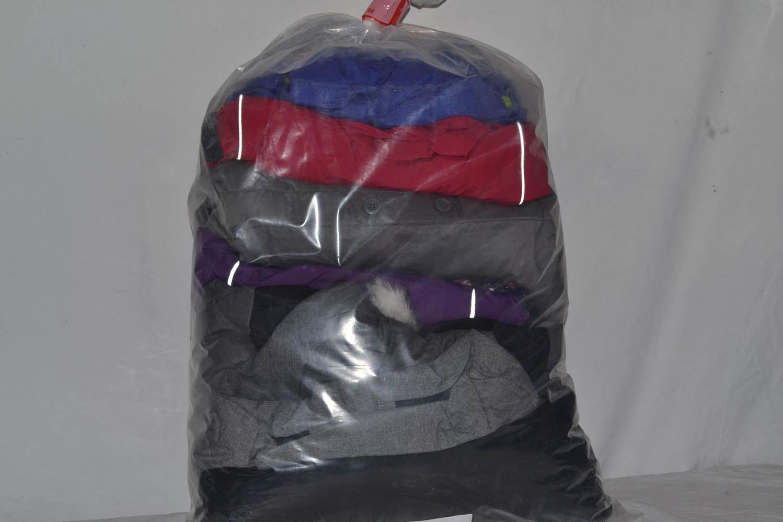 DEB35ZI Детские куртки зимние; код мешка 12167264