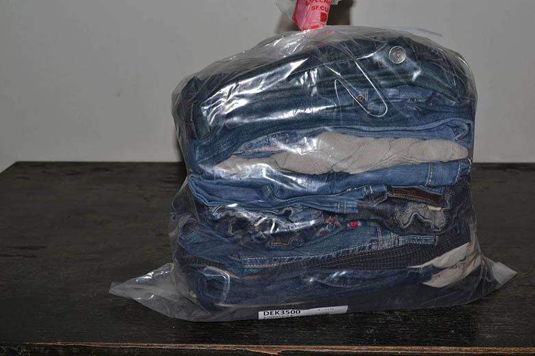 DEK3500 Детские брюки; код мешка 12095624