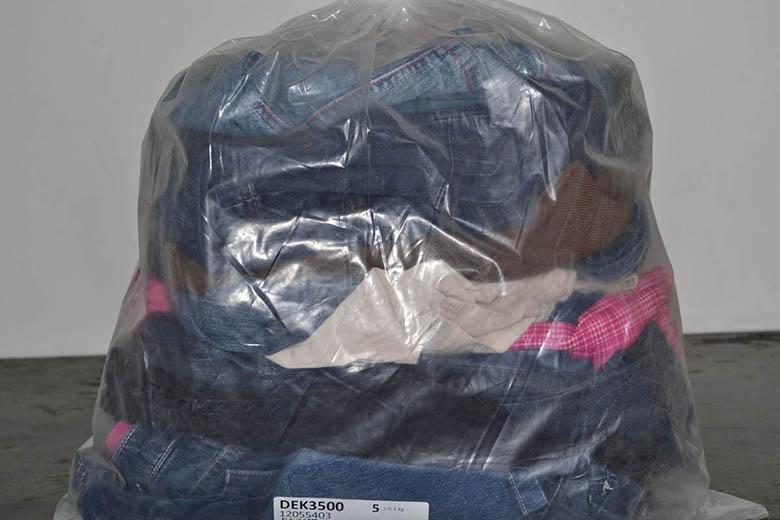 DEK3500 Детские брюки; код мешка 12055403