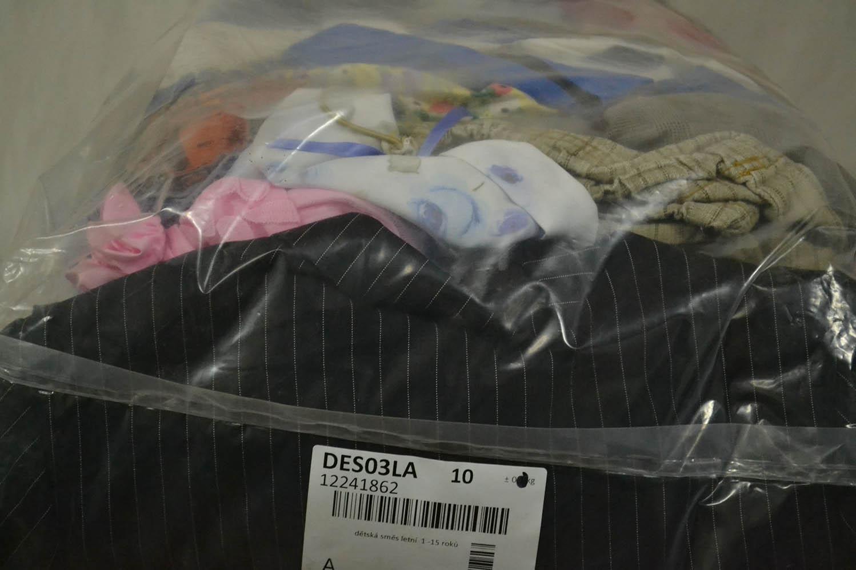 DES03LA Детская смесь летняя; код мешка 12241862