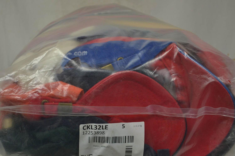 CKL32LE Кепки,бейсболки; Код мешка 12253898
