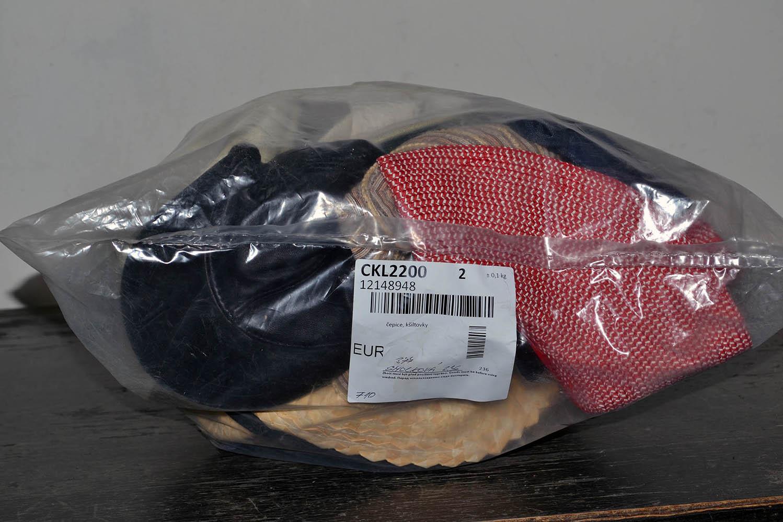 CKL2200 Кепки,бейсболки; Код мешка 12148948