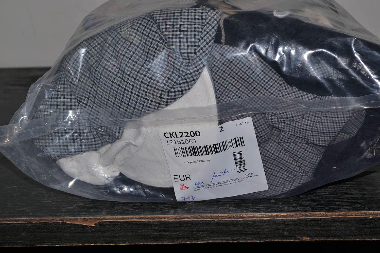 CKL2200 Кепки,бейсболки; Код мешка 12161063