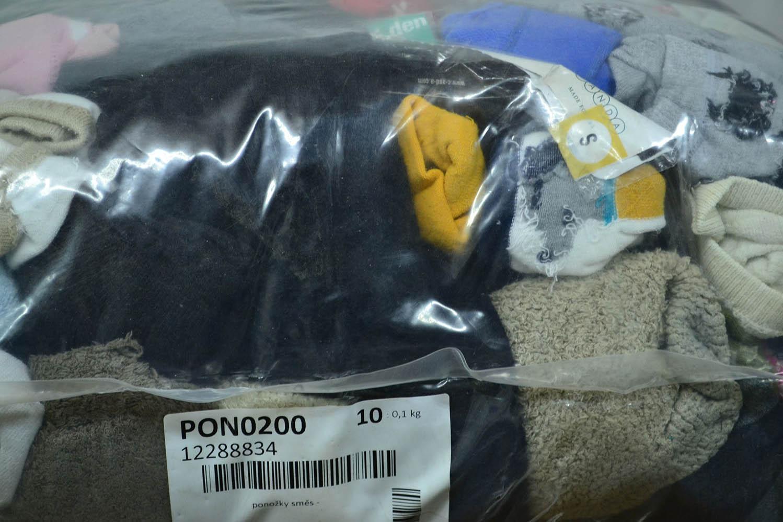 PON0200 Носки; код мешка 12288834