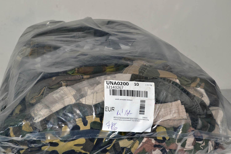 UNA0200 Гражданский камуфляж;код мешка 12143267