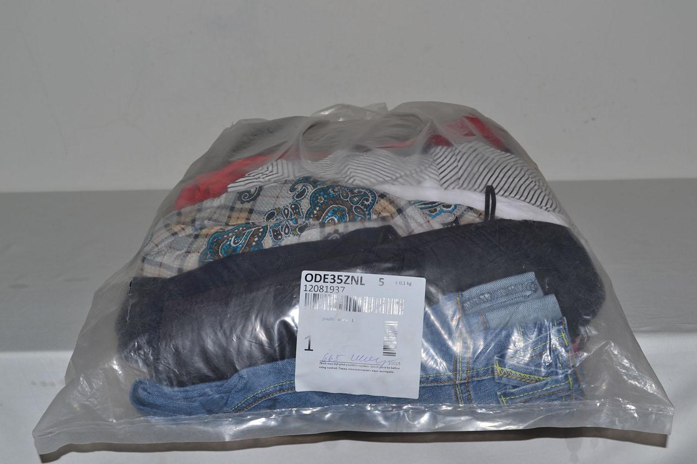 ODE35ZNL Одежда крем летняя; код мешка 12081937