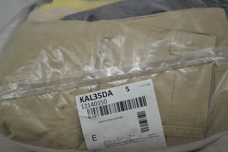 KAL35DA Женские летние брюки; код мешка 12140350