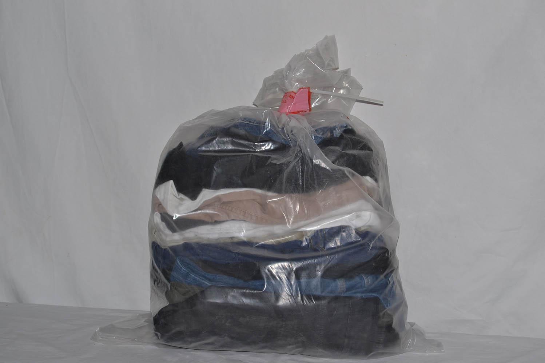 KAL35EL Женские эластичные джинсовые брюки; код мешка 12145274