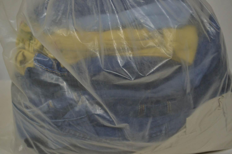 KAL35EL Женские эластичные джинсовые брюки; код мешка 12136118
