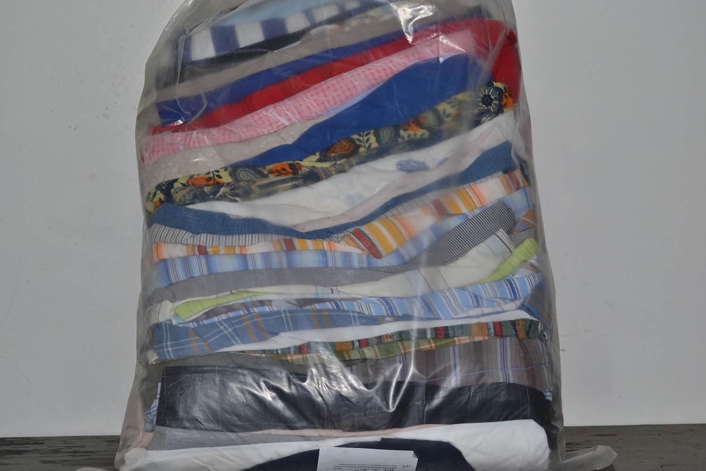 PAK03LE Летние мужские рубашки; код мешка 12075371