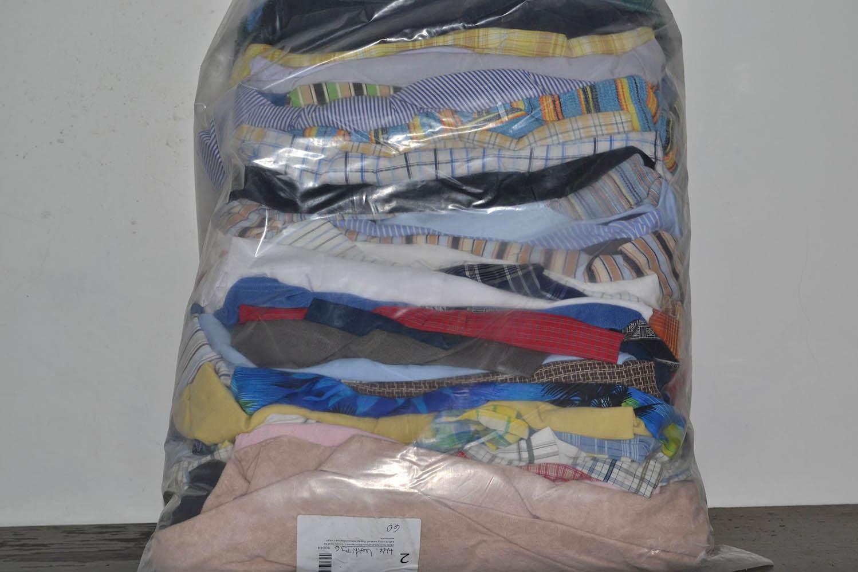 PAK03LE Летние мужские рубашки; код мешка 12062675