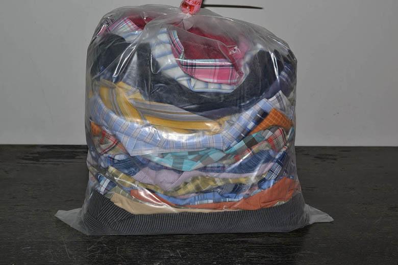 PAK35LE Летние мужские рубашки; код мешка 1278780