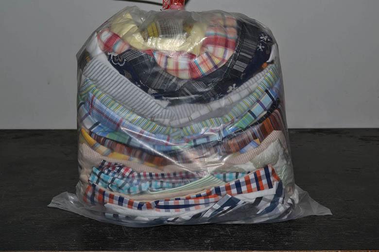 PAK35LE Летние мужские рубашки; код мешка 12075383