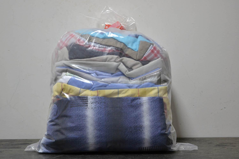 PAK35LE Летние мужские рубашки; код мешка 12067528