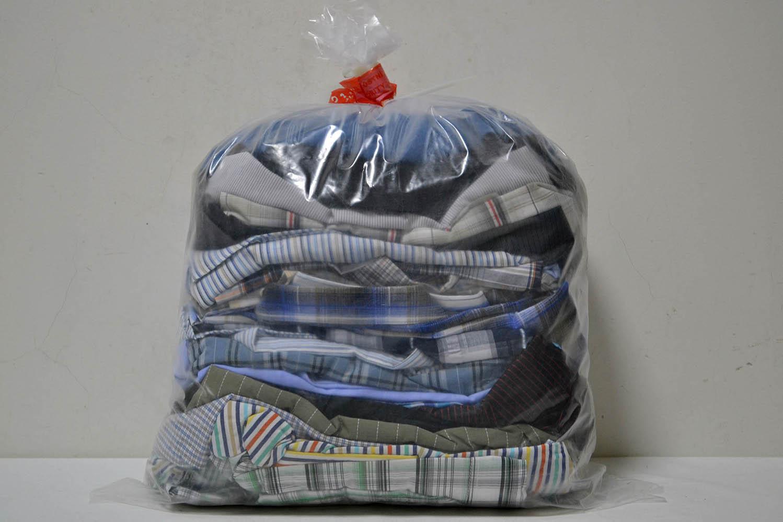 PAK35LE Летние мужские рубашки; код мешка 12059434