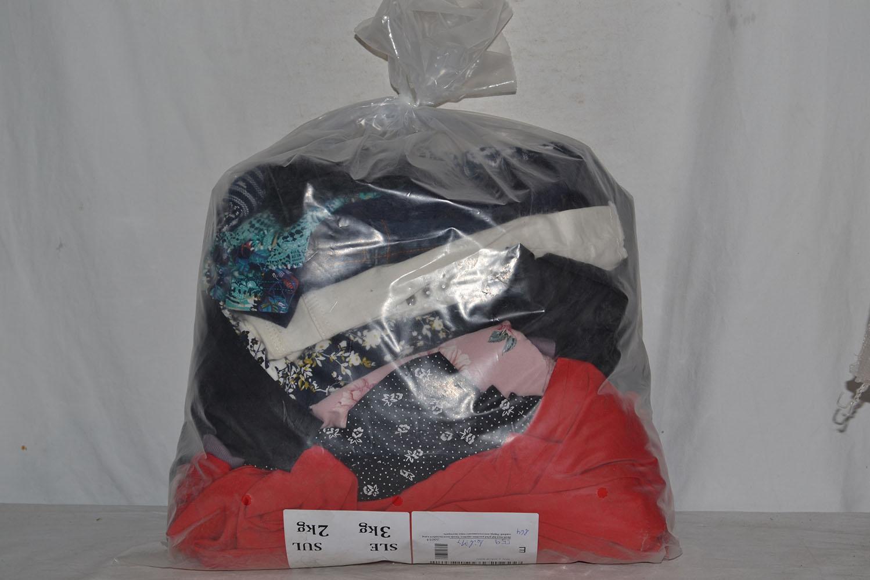 SSU35LE Микс летних платьев и юбок; код мешка 12235771