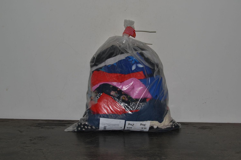 SSU35LE Микс летних платьев и юбок; код мешка 12129447