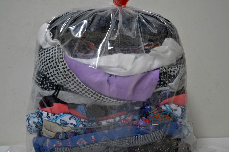 SSU35LE Микс летних платьев и юбок; код мешка 12216101