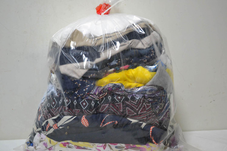 SSU35LE Микс летних платьев и юбок; код мешка 12215506