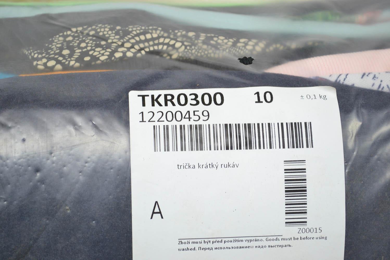 TKR0300 Майки с коротким рукавом; код мешка 12200459