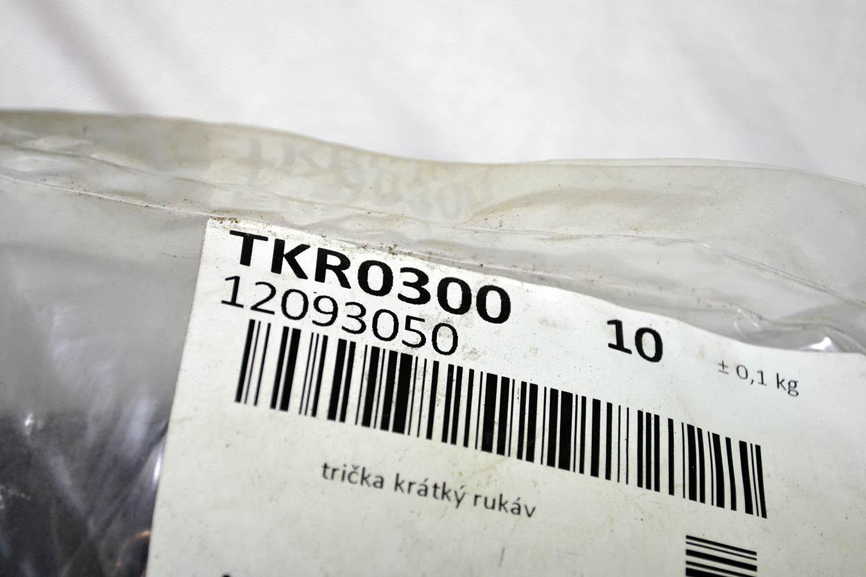 TKR0300 Майки с коротким рукавом; код мешка 12093050