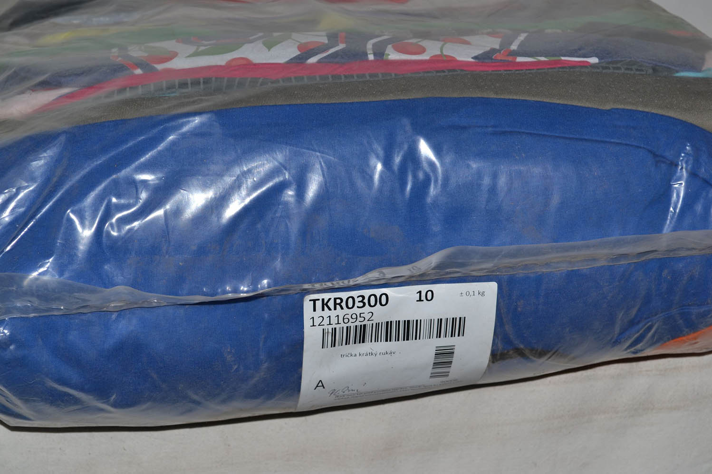 TKR0300 Майки с коротким рукавом; код мешка 12116952