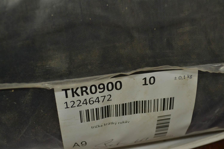 TKR0900 Майки с коротким рукавом; код мешка 12246472