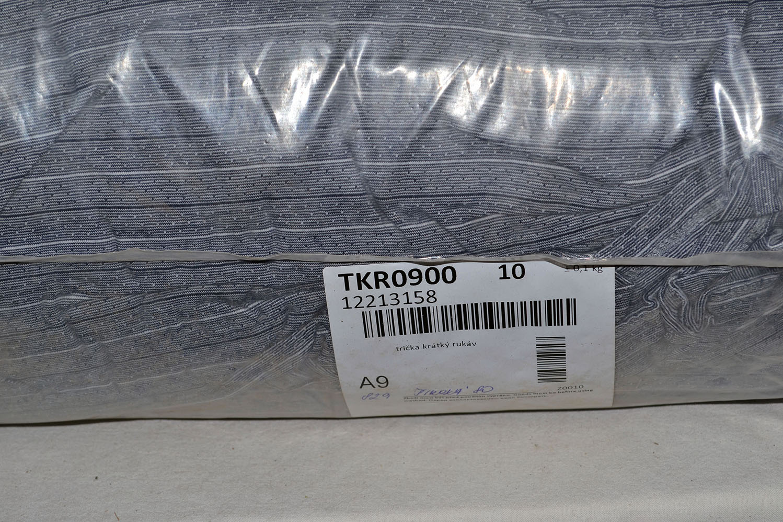 TKR0900 Майка с коротким рукавом; код мешка12213158
