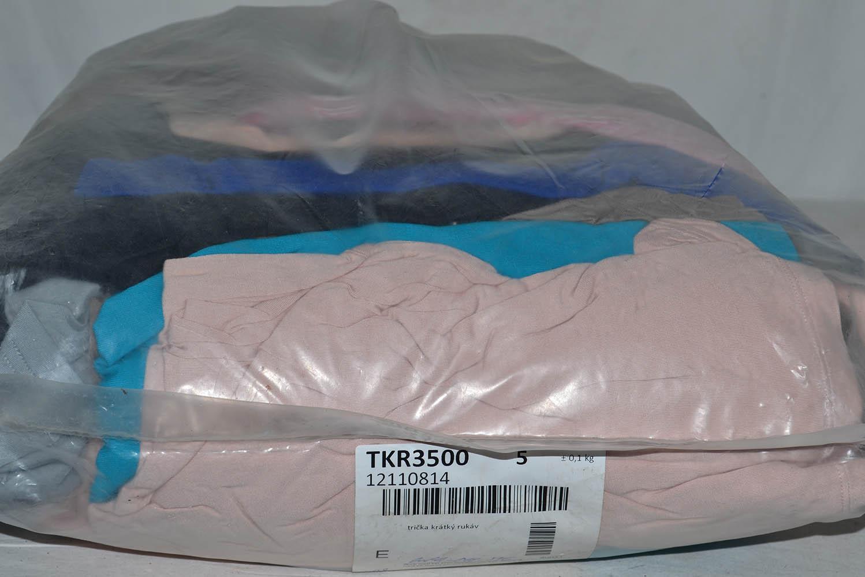 TKR3500 Майка с коротким рукавом; код мешка 12110814