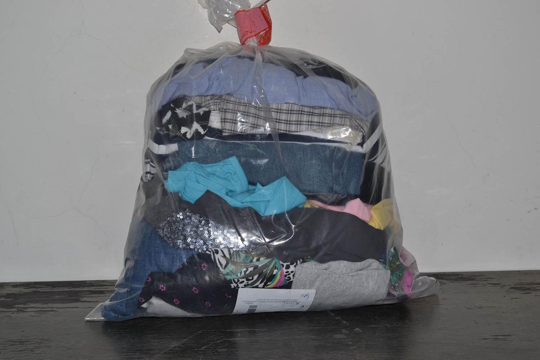XXL35LE Одежда летняя XXL размеров; код мешка 12118201