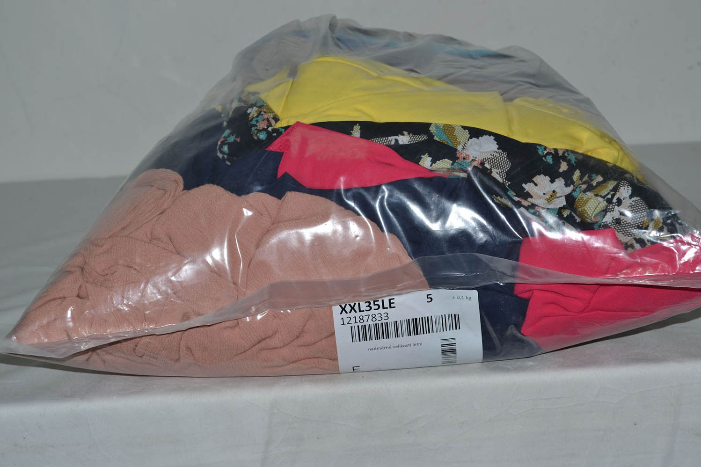 XXL35LE Одежда летняя XXL размеров; код мешка 12187833