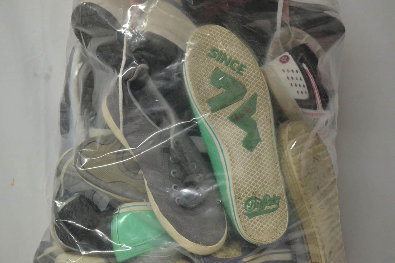 OBU02SP Обувь сортивная;код мешка 12283288