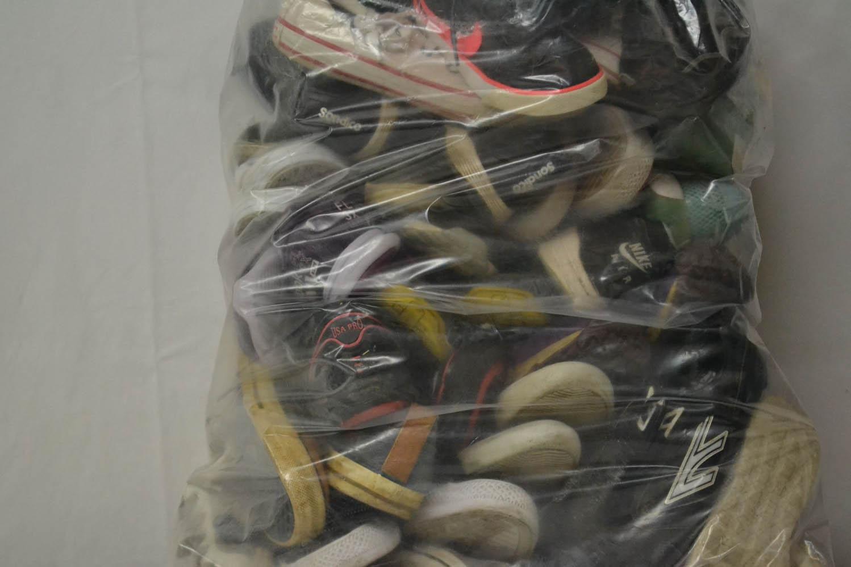OBU02SP Обувь сортивная;код мешка 12243544