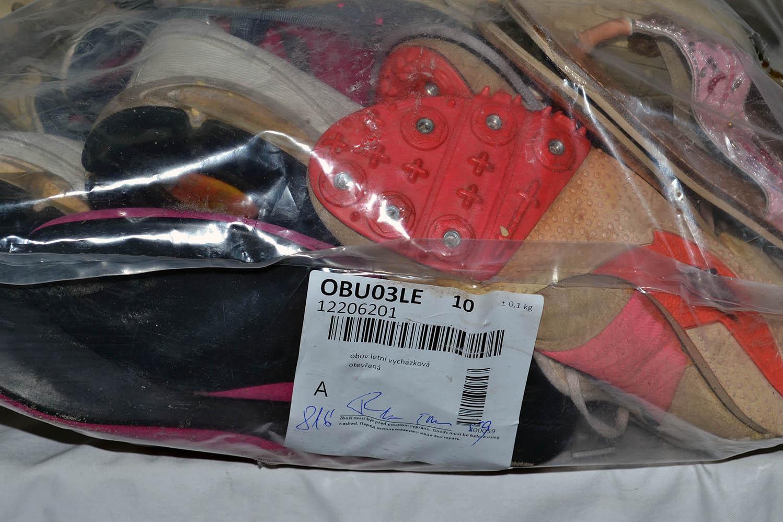 OBU03LE; Обувь лето; код мешка 12206201