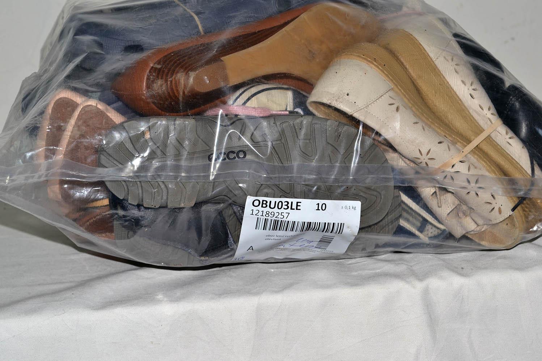 OBU03LE; Обувь лето; код мешка 12189257
