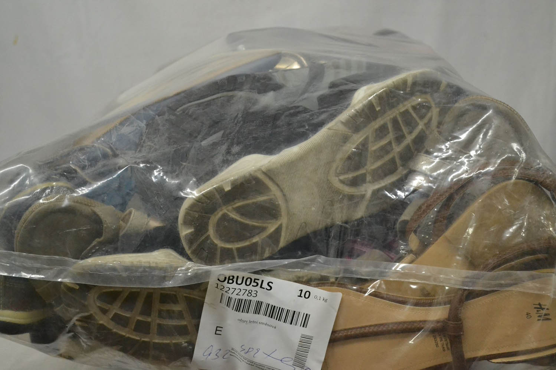 OBU05LS Обувь летняя босоножки+туфли; код мешка 12272783
