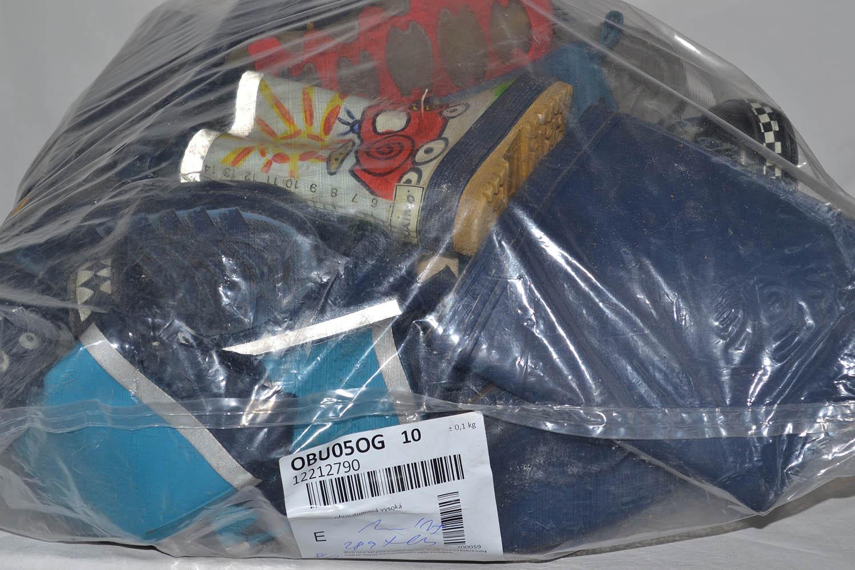 OBU05OG Резиновые сапоги; Код мешка 12212790