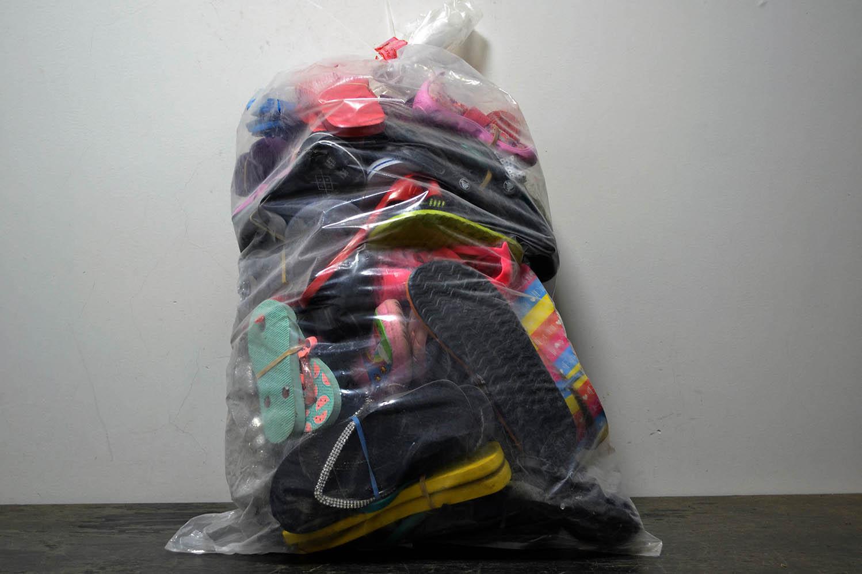OBU05OL Резиновая обувь лето+ 2 пары сапог; Код мешка 12146509