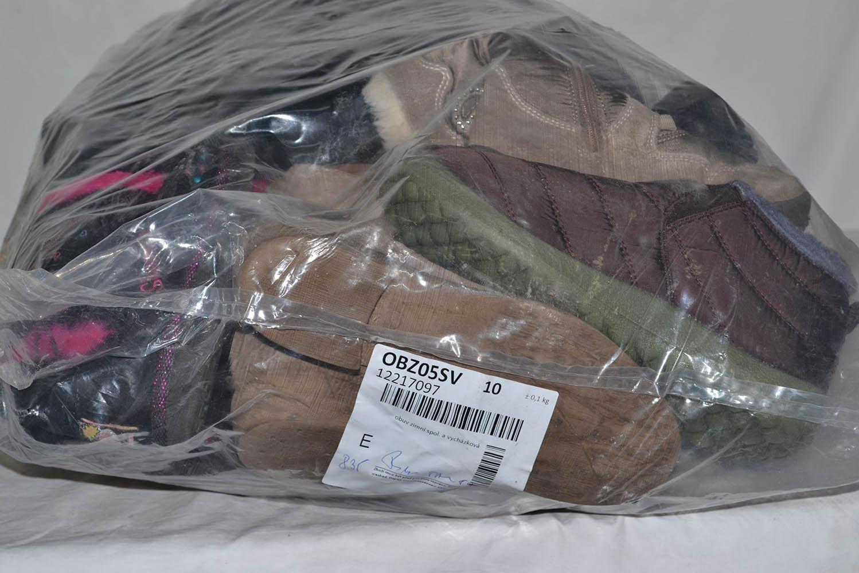 OBZ05SV Обувь зимняя; код мешка 12217097