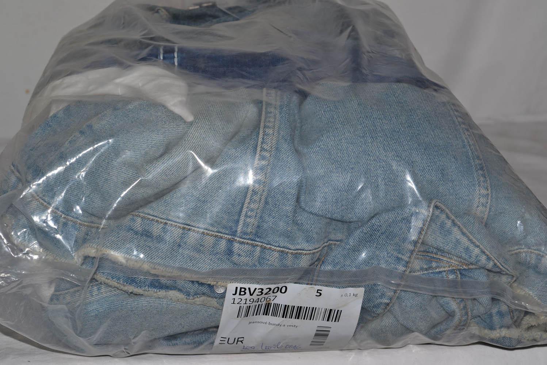 JBV3200 Джинсовые куртки; код мешка 12194067