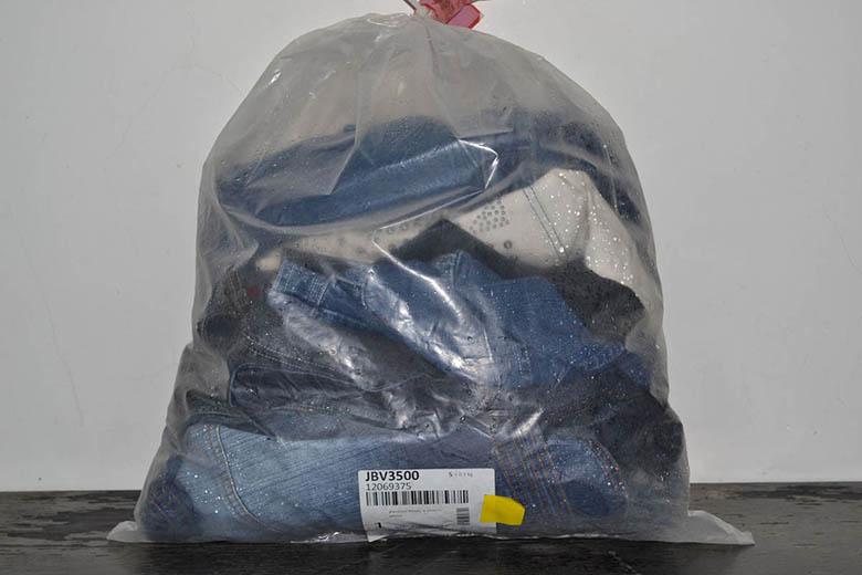JBV3500 Джинсовые куртки; код мешка 12069375