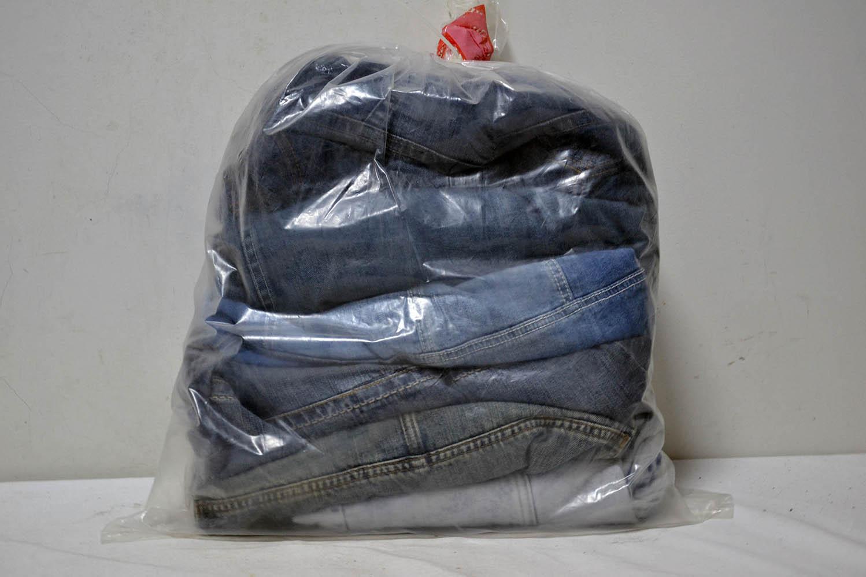 JBV3500 Джинсовые куртки;Код мешка 12110715