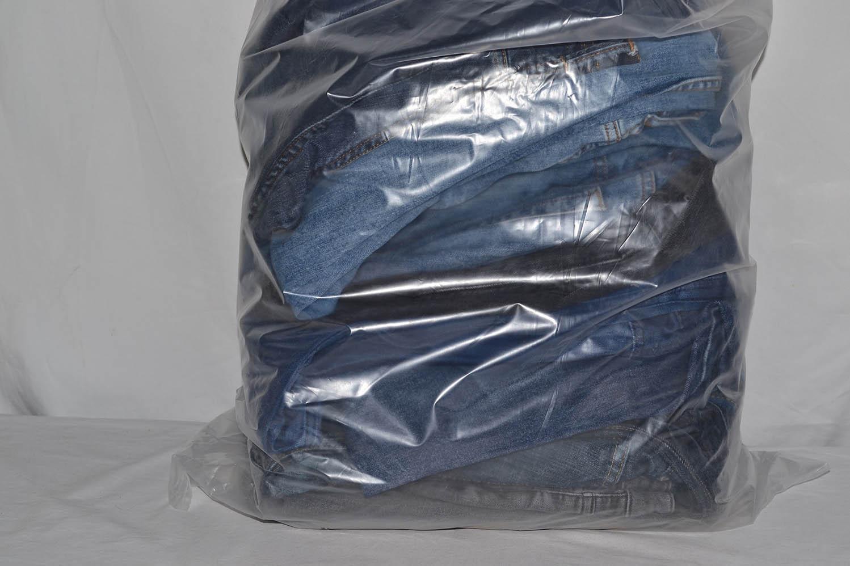 JKS03PA Джинсовые брюки мужские ; код мешка 12249665