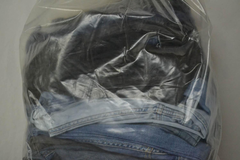 JKS03PA Джинсовые брюки мужские ; код мешка 12254309