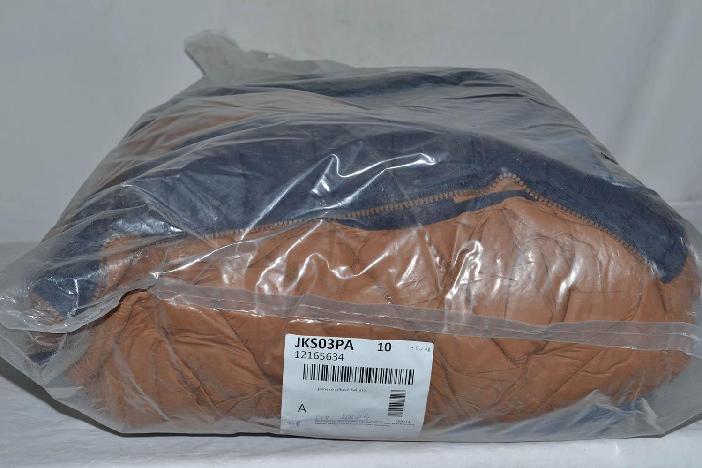 JKS03PA Джинсовые брюки мужские ; код мешка 12165634