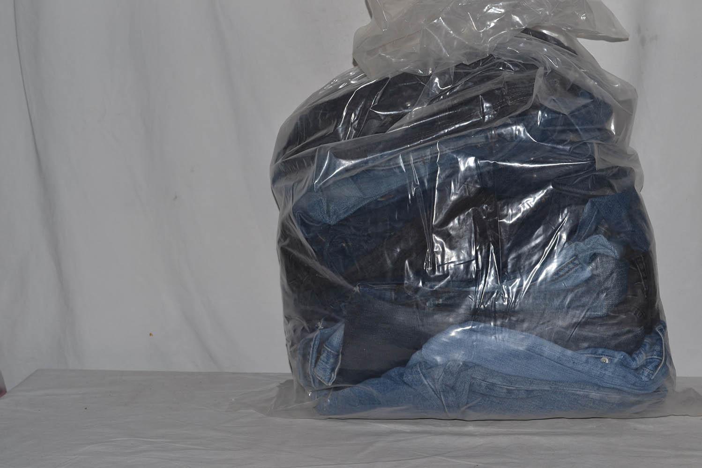 JKS03PA Джинсовые брюки мужские ; код мешка 12147460