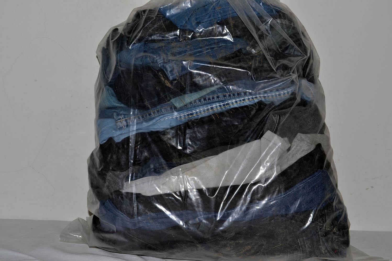JKS03TE Джинсовые брюки 34-38 размер; 12064505