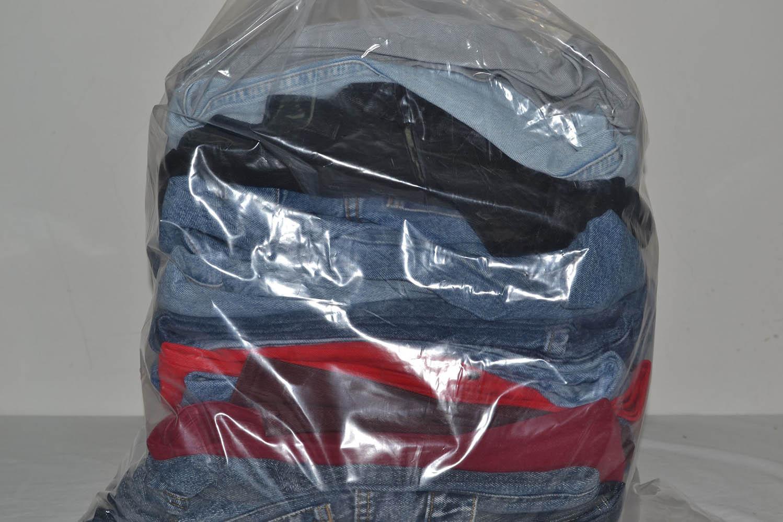 JKS03TE Джинсовые брюки 34-38 размер; 12183732