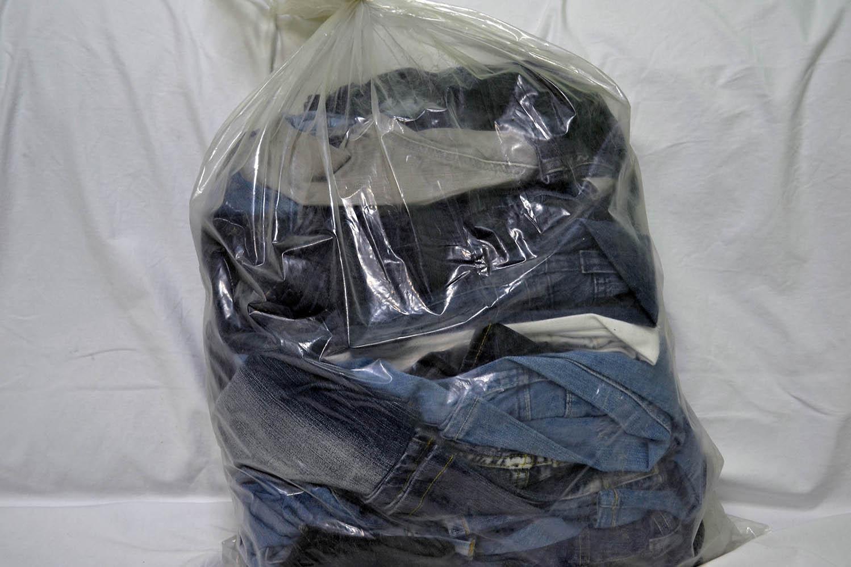 JKS03TE Джинсовые брюки до 38 р; код мешка 12059733